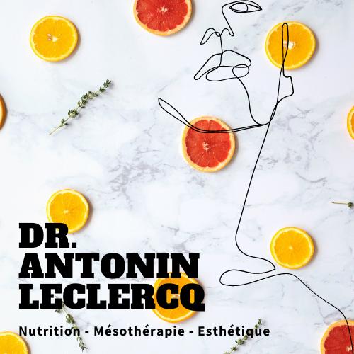 Dr Antonin Leclercq - Nutrition, Micronutrition, Mésothérapie, Cellulite, Médecine esthétique, Médecine fonctionnelle, Beaulieu, Nice